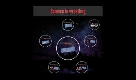 Science in wrestling