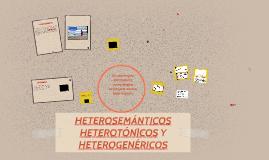 Copy of HETEROSEMÁNTICOS