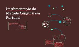 Implementação do Método Canguru em Portugal