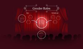 Copy of Gender Roles