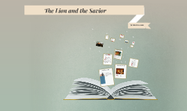 Copy of Copy of The Lion and the Savior