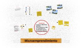 Copy of Microemprendimiento