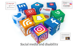 Social media and disability