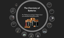 The Chemistry of Batteries