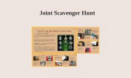 Joint Scavenger Hunt