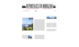 REPORTAJES EN MORAZAN