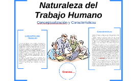 Copy of Naturaleza del Trabajo Humano