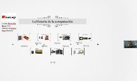 La historia de la computación