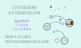 February 2016 Georgia: Cultivating Balance