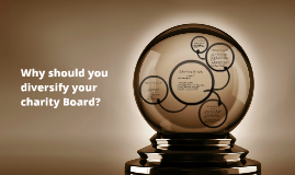 Why should you diversify your charity Board?