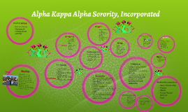 Copy of Alpha Kappa Alpha Sorority Incorporated - Delta Rho Omega Chapter