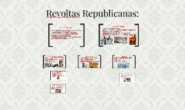 Revoltas Republicanas:
