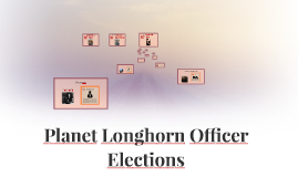 Planet Longhorn Officer Elections