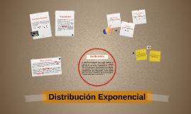 Distribución Exponencial