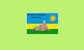 Rwanda's Road to Prosperity