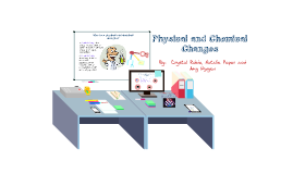 Copy of Physical and Chemical Changes