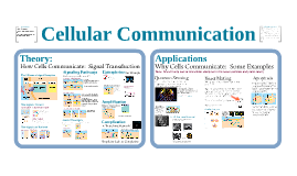 AP Bio- Cells 5: Communication