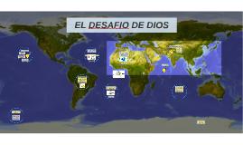 EL DESAFIO A LOS NO ALCANZADOS