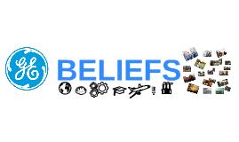 GE BELIEFES