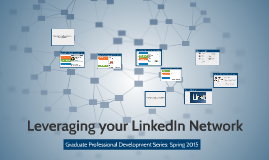 Leveraging your LinkedIn Network