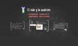 Copy of El oído y la audición
