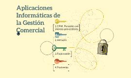Copy of Aplicaciones Informáticas de la gestión comercial