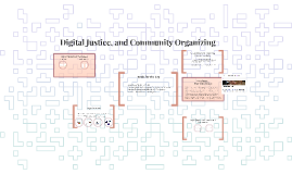 Digital Justice and Community Organizing