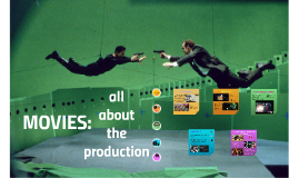 Movies: all about the production