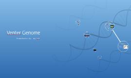 Venter Genome