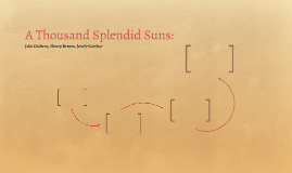 a thousand splendid suns short summary A thousand splendid suns: short summary / synopsis / conflict / protagonist / antagonist / climax by khaled hosseini.