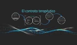 Copy of El contrato terapéutico