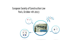Principles of European Law on Service Contracts (PEL SC) & C