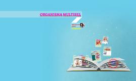 MANUSIA ADALAH ORGANISMA MULTISEL YANG KOMPLEKS