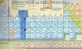 Grupo vb de la tabla periodica by dann tello on prezi urtaz Gallery