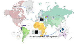 La Cartografía
