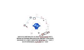 Copy of Copy of PROYECTO: CONSTRUCCIÓN DE CRUCES SUBFLUVIALES POR EL MÉTODO