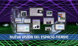 NUEVA VISION DEL ESPACIO-TIEMPO