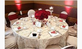Banquet Service Etiquette