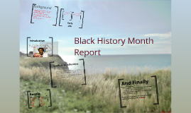 Copy of Black History Month