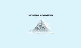 NUEVA ETAPA, NUEVA AVENTURA 2015-2016
