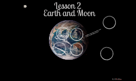 Chapter 8 Lesson 2 Earth and Moon