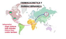 Copy of FARMACOCINETICA Y FARMACODINAMICA