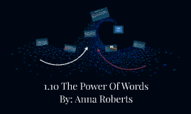 1.10 The Power Of Words