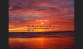 The Polyphonic Spree - Light & Day / Reach For the Sun Lyrics