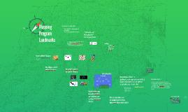 Mapping Program Landmarks