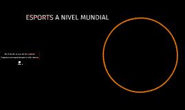 Análisis del sector de los esports: