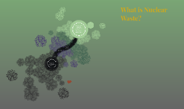 What is Nuclear Wastes?