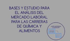 BASES Y ESTUDIO PARA EL ANALISIS DEL MERCADO LABORAL PARA LA