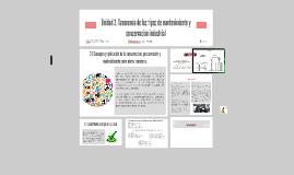 Copy of Unidad 2. Taxonomía de los tipos de mantenimiento y conserva