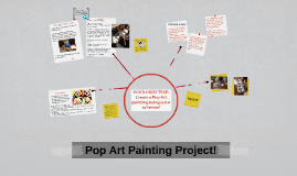Pop Art Painting Project!